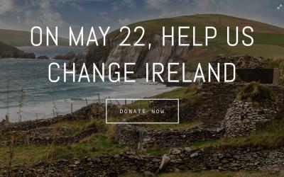 Lorcán Ó Catháin – Change Ireland