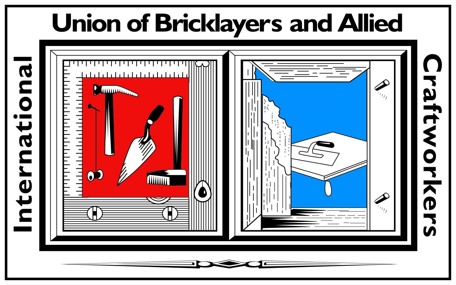 International Union of Briclayers and Allied Craftworkers Color