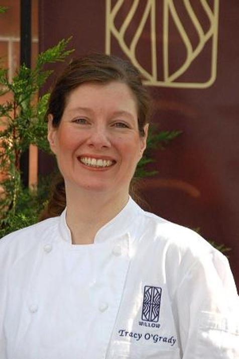 Chef Tracy O'Grady