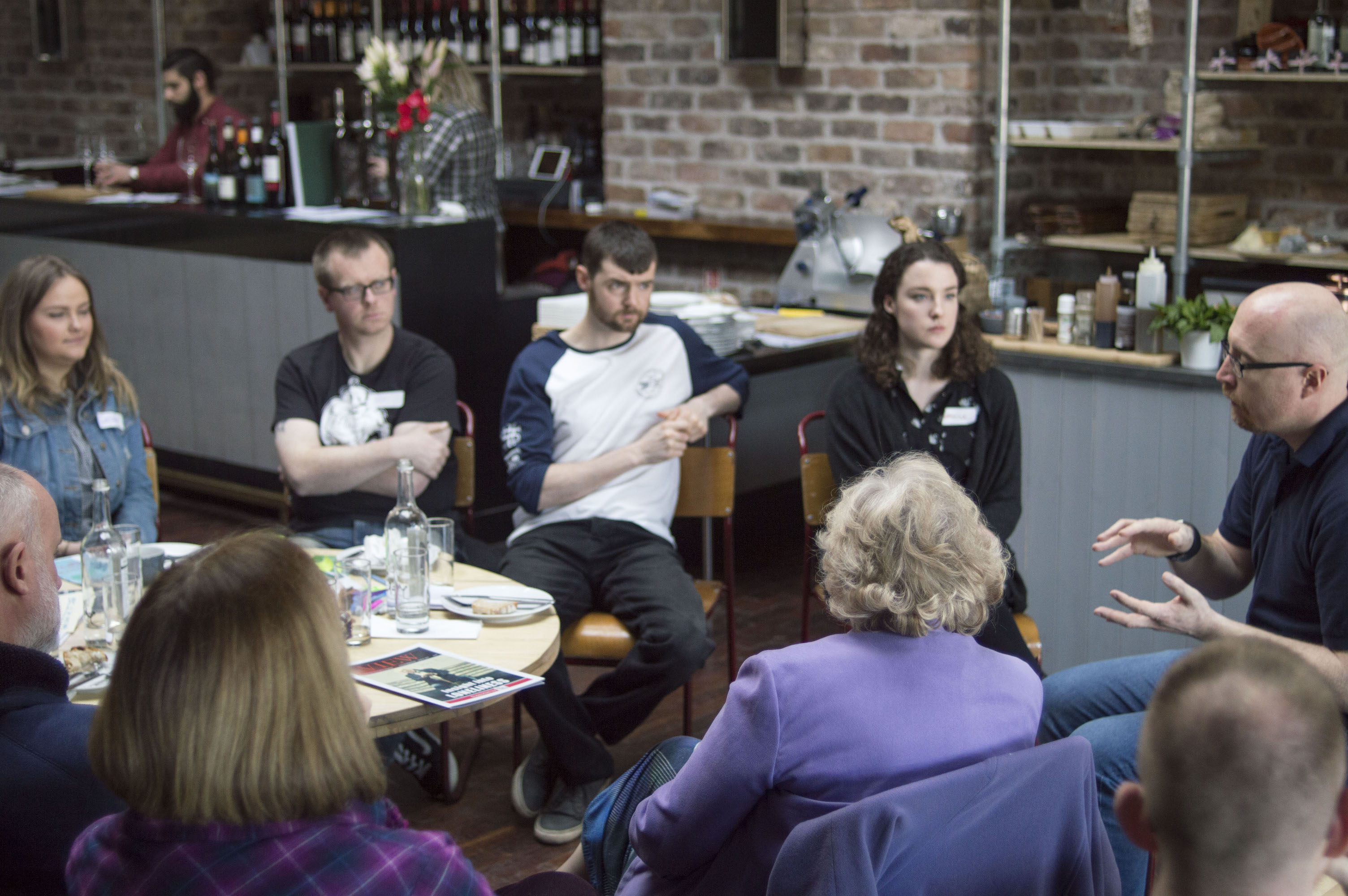 Community Hackathon Belfast 2017 - 10