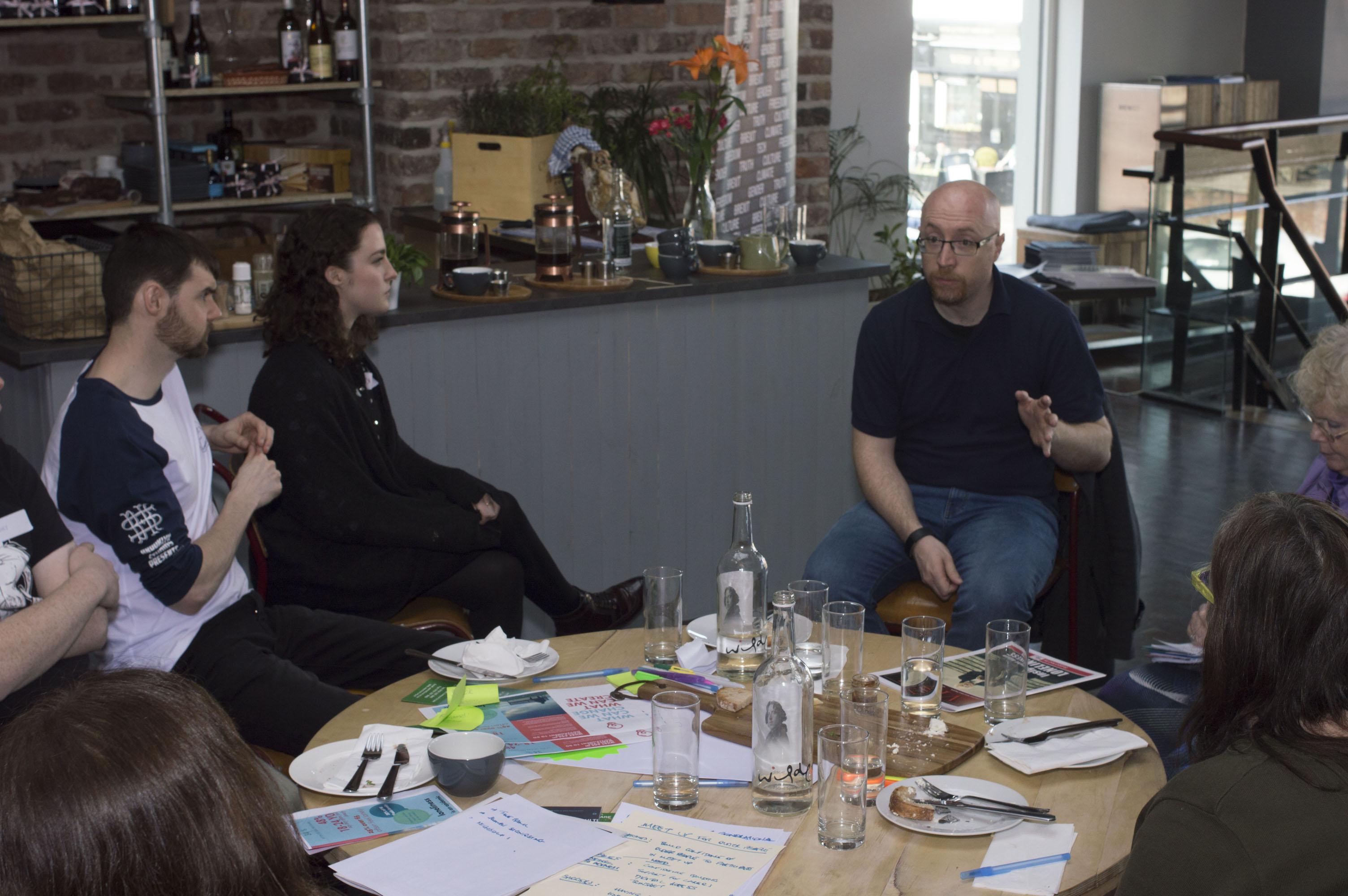 Community Hackathon Belfast 2017 - 3