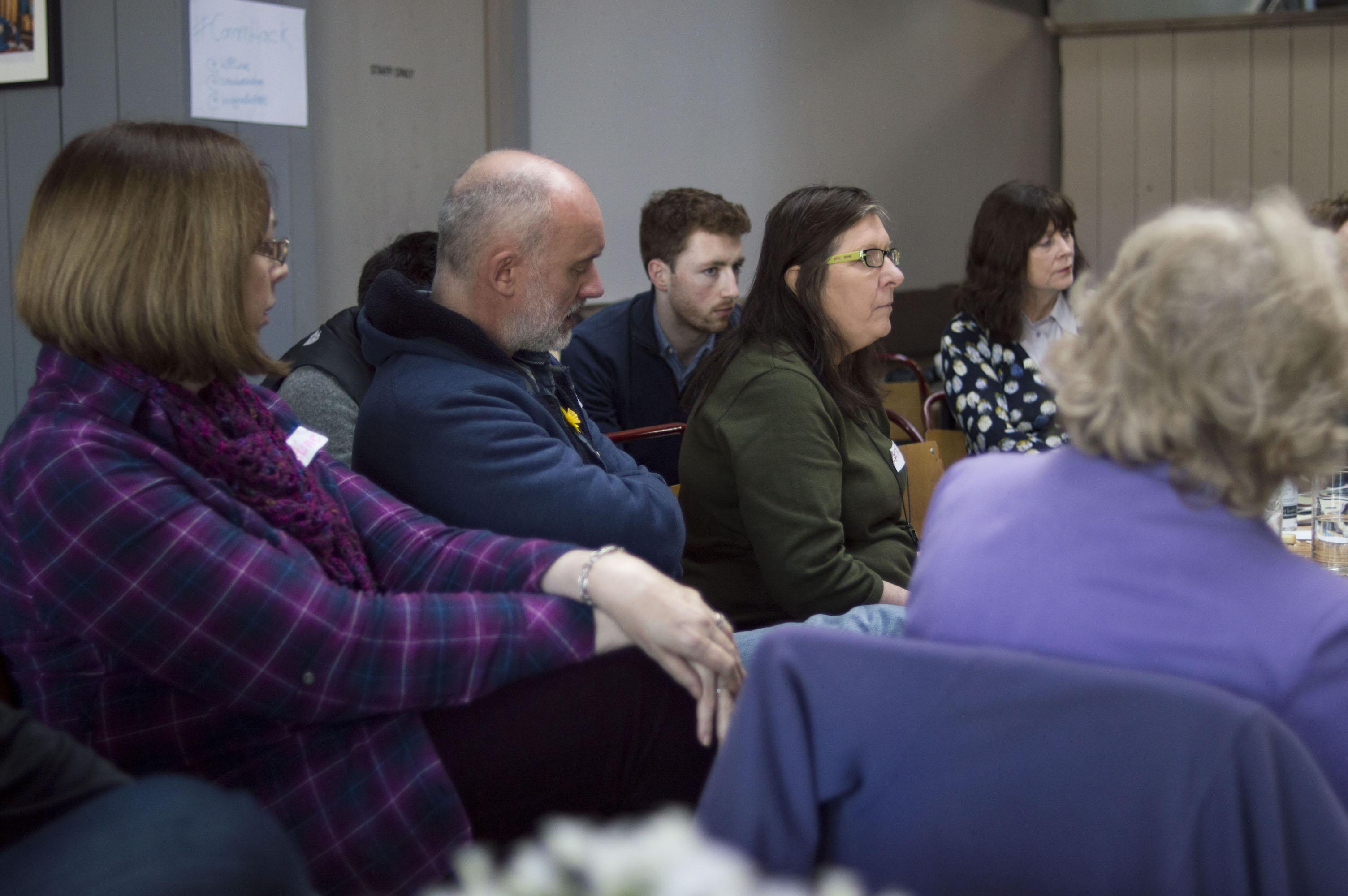 Community Hackathon Belfast 2017 - 8