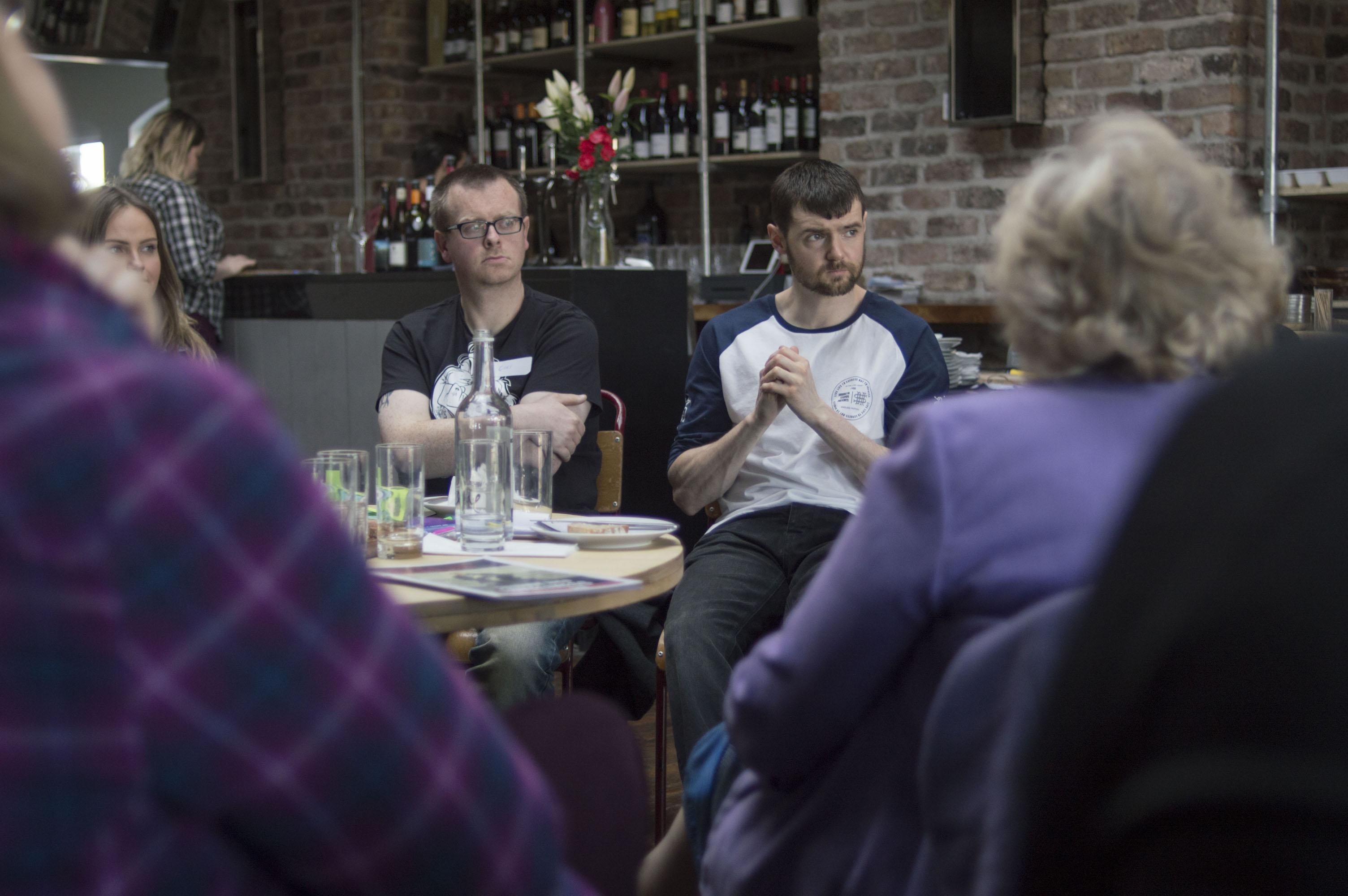 Community Hackathon Belfast 2017 - 9