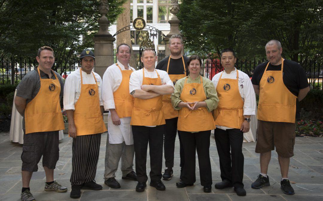 Celtic Chefs 2017 Report