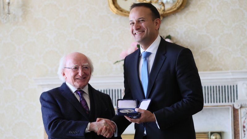First WIP Alumnus elected Taoiseach